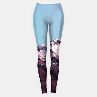 Wanderlust Mountains Leggings thumbnail image