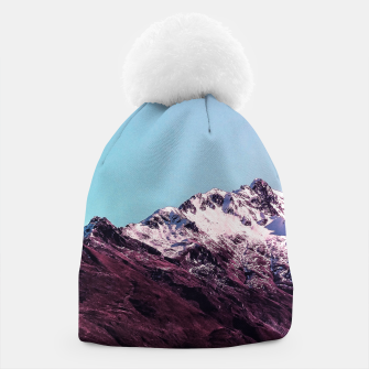 Wanderlust Mountains Beanie thumbnail image