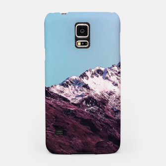 Thumbnail image of Wanderlust Mountains Samsung Case, Live Heroes