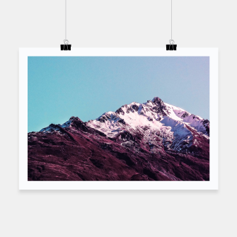 Wanderlust Mountains Poster thumbnail image
