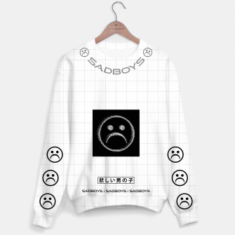 Thumbnail image of _sad_boys_ )x( Sweater, Live Heroes