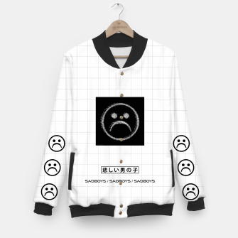 Thumbnail image of _sad_boys_ x Baseball Jacket, Live Heroes