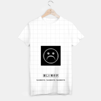 Thumbnail image of _sad_boys_ x T-shirt, Live Heroes
