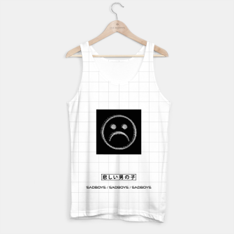 Thumbnail image of _sad_boys_ x Tank Top, Live Heroes