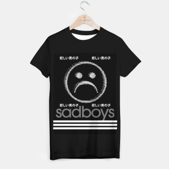 Thumbnail image of Sadboys_japan_ T-shirt regular, Live Heroes