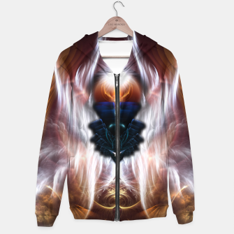 Thumbnail image of The Heart Of Arkus Hoodie, Live Heroes