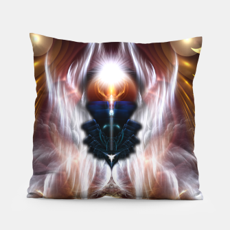 Thumbnail image of The Heart Of Arkus Pillow, Live Heroes
