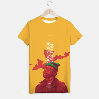Thumbnail image of Moonrise Kingdom T-shirt, Live Heroes