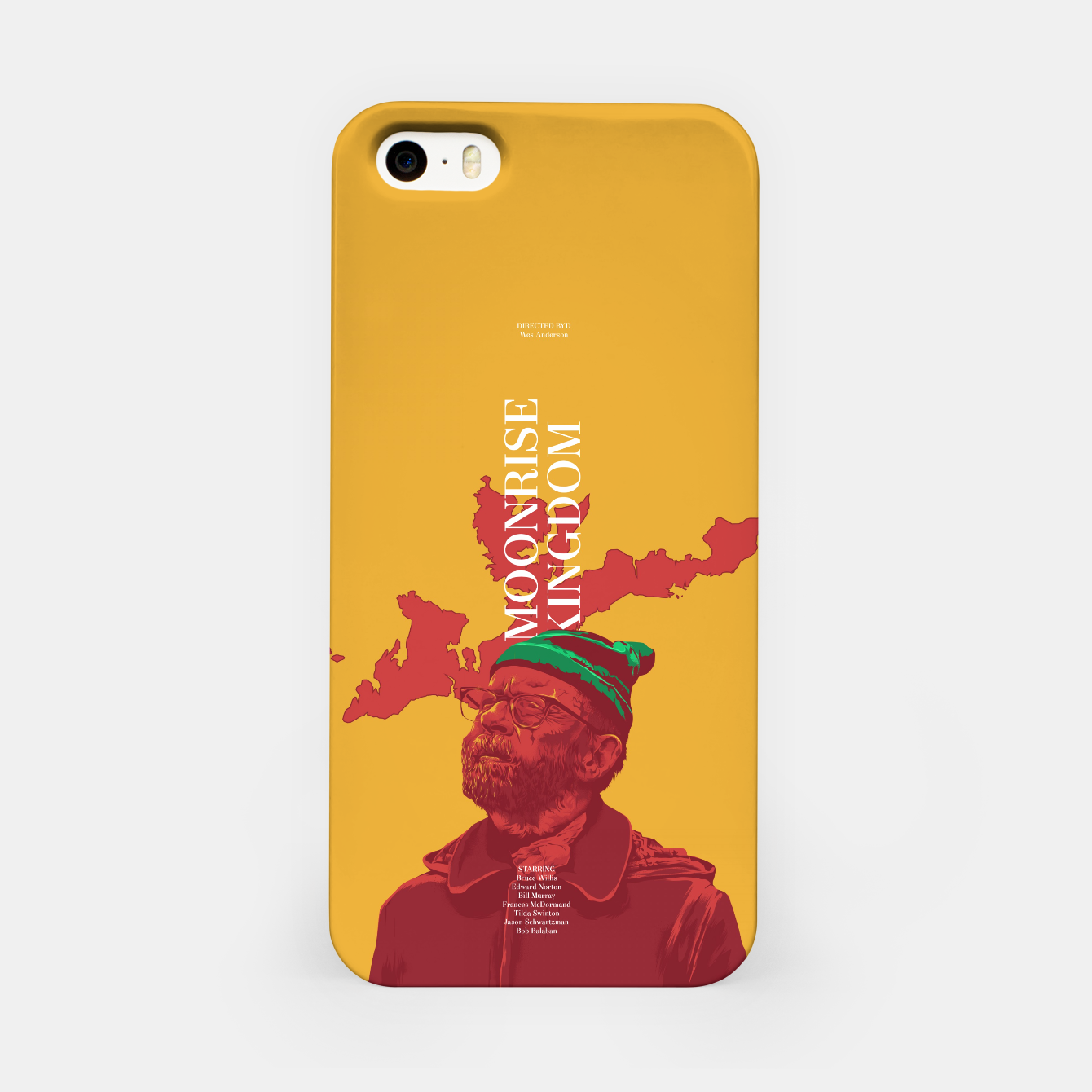 Image of Moonrise Kingdom iPhone Case - Live Heroes