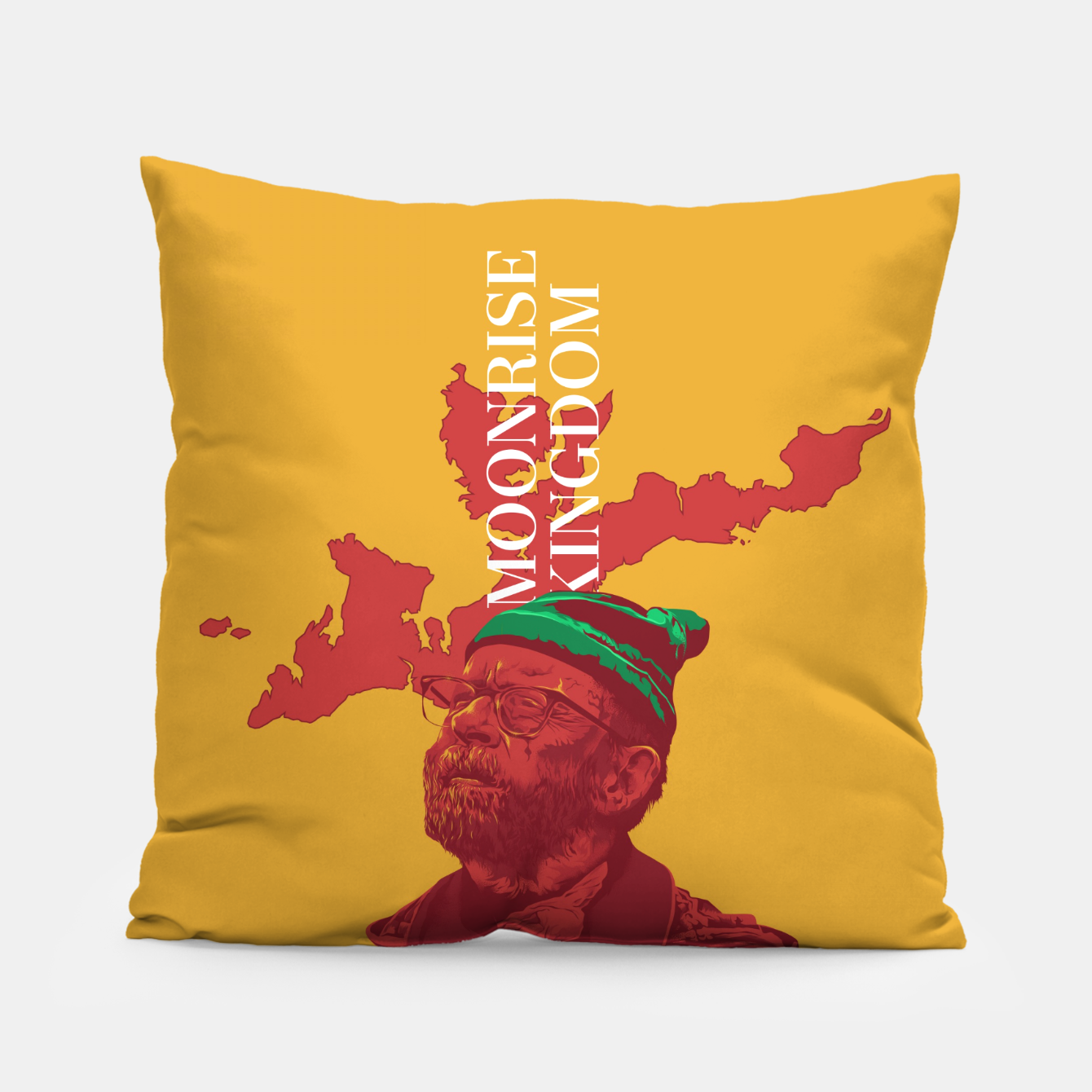 Image of Moonrise Kingdom Pillow - Live Heroes