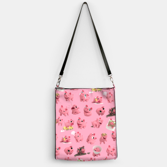 Rosa the Pig Pattern Handbag thumbnail image