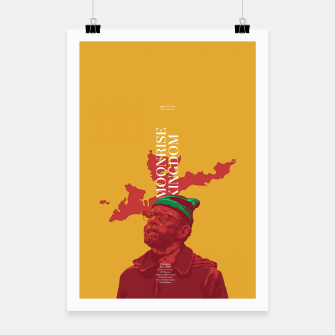 Thumbnail image of Moonrise Kingdom Poster, Live Heroes