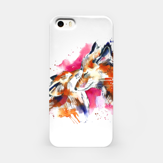Thumbnail image of mom iPhone Case, Live Heroes