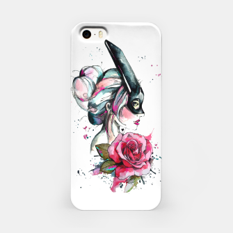Thumbnail image of girls iPhone Case, Live Heroes