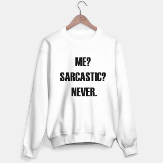 Thumbnail image of sarcastic Sweater regular, Live Heroes