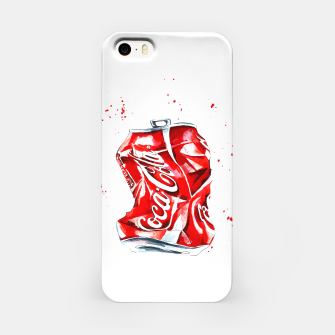 Thumbnail image of cola iPhone Case, Live Heroes