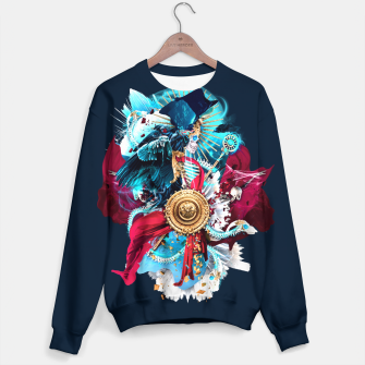 Thumbnail image of Carpe mortem II Sweater, Live Heroes
