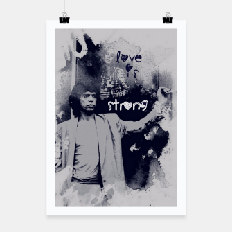 Thumbnail image of love Poster, Live Heroes