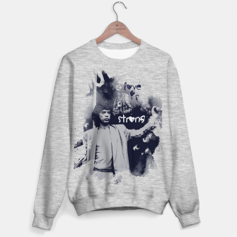 Miniature de image de love Sweater regular, Live Heroes