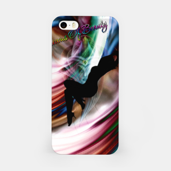 Thumbnail image of Dreams Of Beauty iPhone Case, Live Heroes
