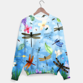 Miniature de image de There be Dragons Sweater, Live Heroes