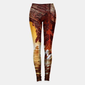 Thumbnail image of Another sunset Leggings, Live Heroes