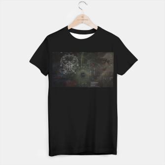 Miniatur Blueprint T-shirt regular, Live Heroes