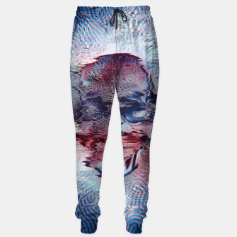 Terminator glitch Sweatpants miniature