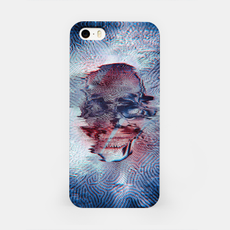 Terminator glitch iPhone Case miniature