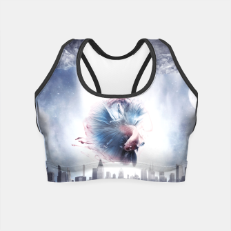 Thumbnail image of The Betta Crop Top, Live Heroes
