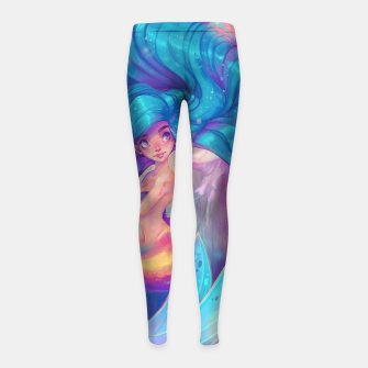 Miniature de image de Mermaid Kinder-Leggins, Live Heroes
