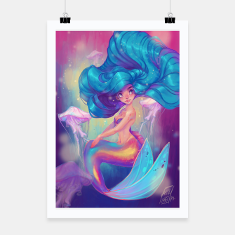Mermaid Plakat miniature