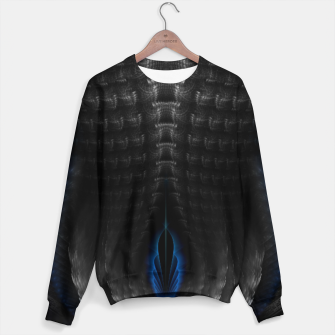 Thumbnail image of Warrior Of Darkness GS Sweater, Live Heroes