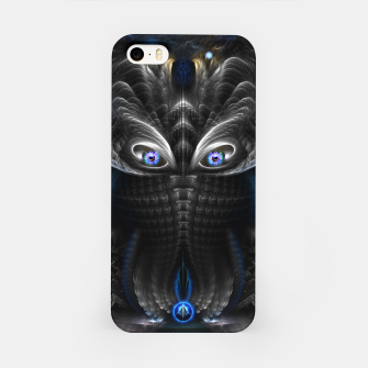Thumbnail image of Warrior Of Darkness GS iPhone Case, Live Heroes