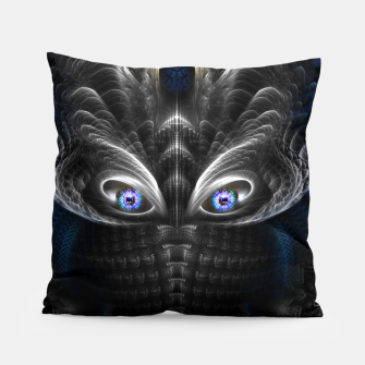 Thumbnail image of Warrior Of Darkness GS Pillow, Live Heroes