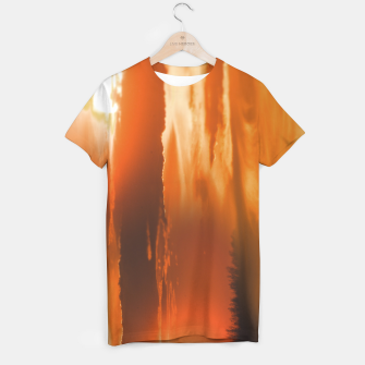 Thumbnail image of Sunsets T-shirt, Live Heroes
