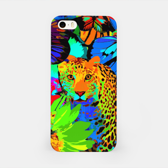 Thumbnail image of Pop Art Nature iPhone Case, Live Heroes