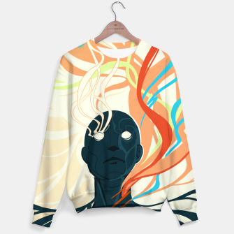 Thumbnail image of Colorfuel (Second Iteration) Sweater, Live Heroes