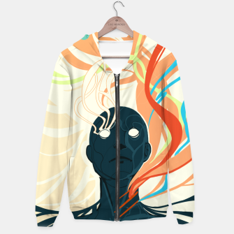 Thumbnail image of Colorfuel (Second Iteration) Hoodie, Live Heroes