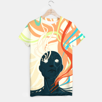 Thumbnail image of Colorfuel (Second Iteration) T-shirt, Live Heroes