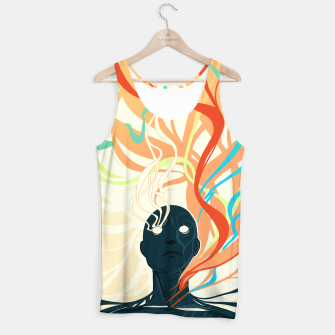 Thumbnail image of Colorfuel (Second Iteration) Tank Top, Live Heroes