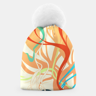 Thumbnail image of Colorfuel (Second Iteration) Beanie, Live Heroes