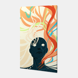 Thumbnail image of Colorfuel (Second Iteration) Canvas, Live Heroes