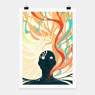 Thumbnail image of Colorfuel (Second Iteration) Poster, Live Heroes