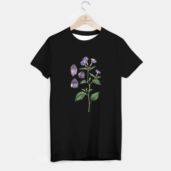 Thumbnail image of Amethyst T-shirt, Live Heroes