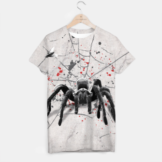 Thumbnail image of Spider! T-Shirt, Live Heroes