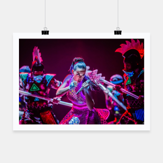 Thumbnail image of Katy Perry - Prismatic World Tour Tour (Poster), Live Heroes
