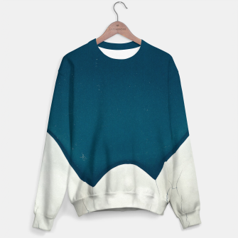 Miniatur MOUNTAINS 27455C Sweater, Live Heroes