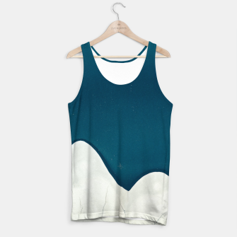 Miniatur MOUNTAINS 27455C Tank Top, Live Heroes