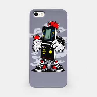 Miniaturka Tetris Boy  iPhone Case, Live Heroes